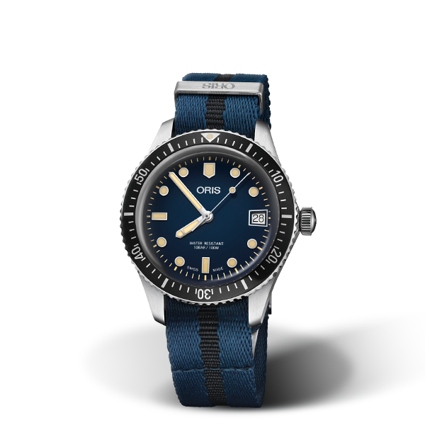 01 733 7747 4055-07 5 17 28 — Oris Divers Sixty-Five