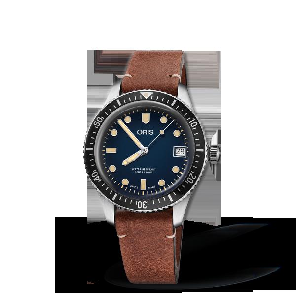 01 733 7747 4055-07 5 17 45 — Oris Divers Sixty-Five