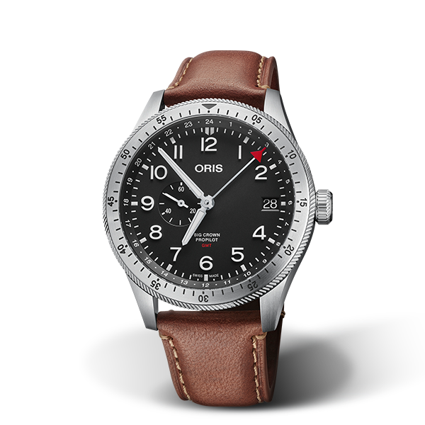 01 748 7756 4064-07 5 22 07LC — Oris Big Crown ProPilot Timer GMT