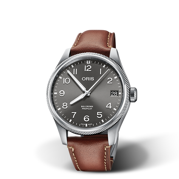 01 751 7761 4063-07 6 20 07LC — Oris Big Crown ProPilot Big Date