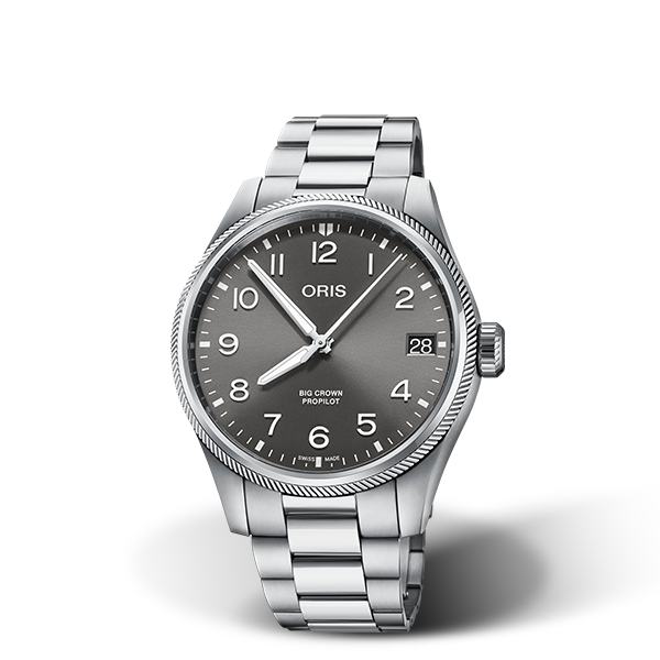 01 751 7761 4063-07 8 20 08P — Oris Big Crown ProPilot Big Date