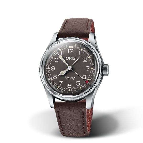01 754 7741 4064-07 5 20 64 — Oris Big Crown Pointer Date