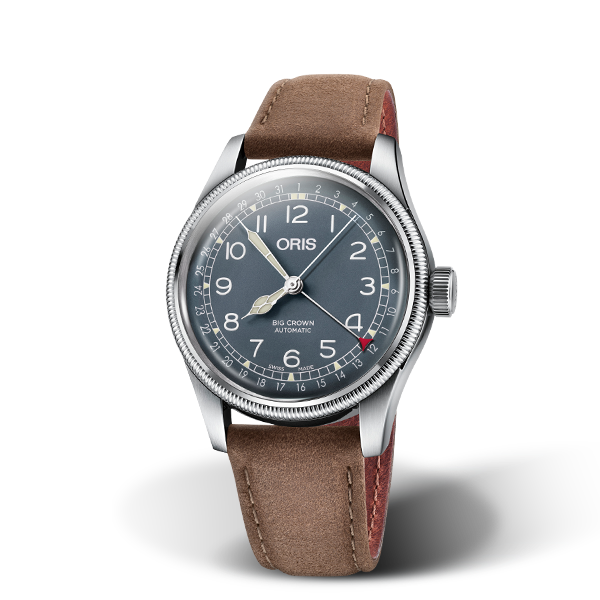 01 754 7741 4065-07 5 20 63 — Oris Big Crown Pointer Date