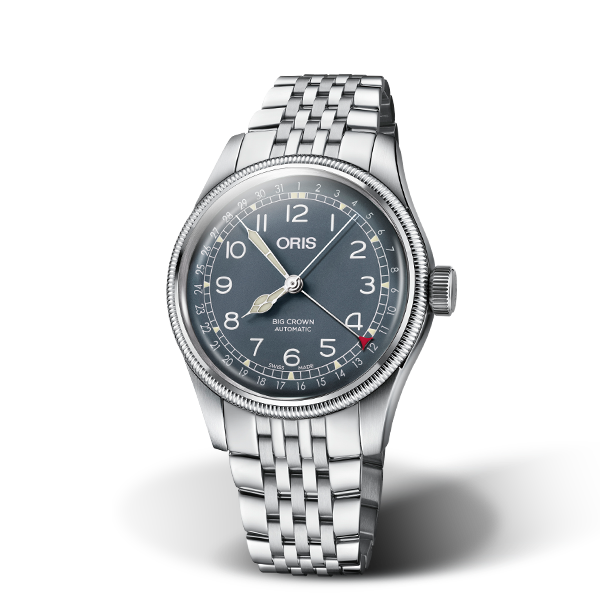 01 754 7741 4065-07 8 20 22 — Oris Big Crown Pointer Date