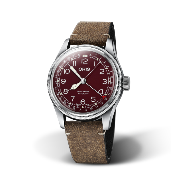 01 754 7741 4068-07 5 20 50 — Oris Big Crown Pointer Date