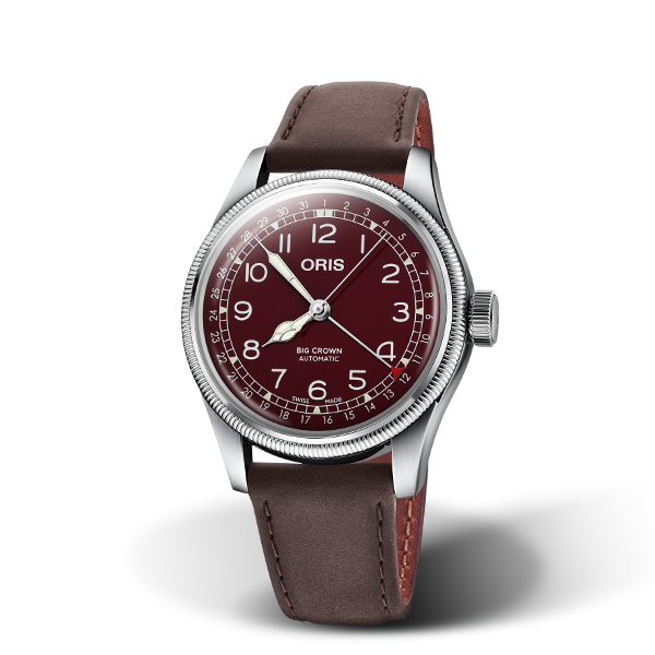 01 754 7741 4068-07 5 20 64 — Oris Big Crown Pointer Date