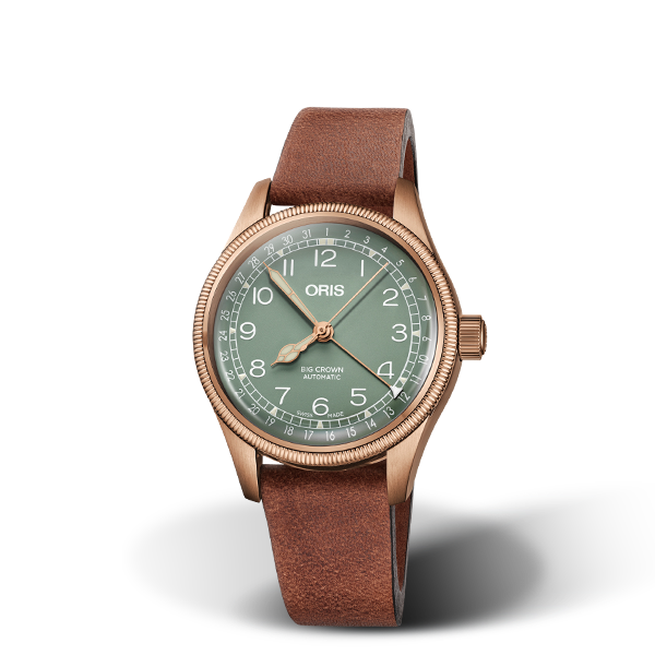 01 754 7749 3167-07 5 17 69GBR — Oris Big Crown Bronze Pointer Date