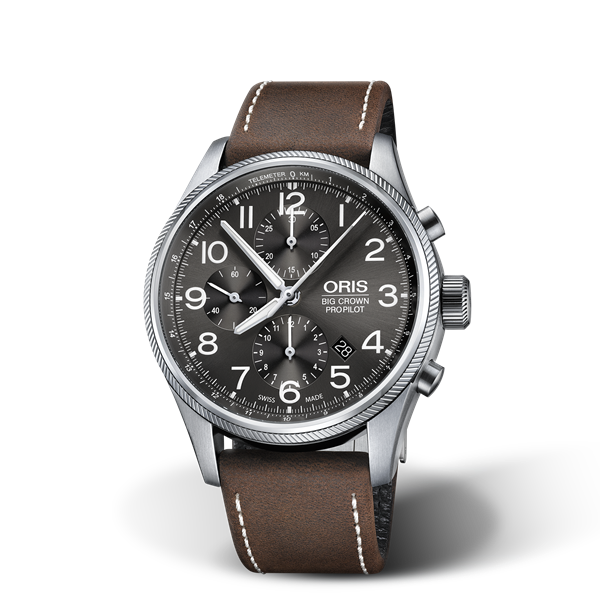 01 774 7699 4063-07 5 22 05FC — Oris Big Crown ProPilot Chronograph
