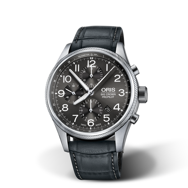 01 774 7699 4063-07 5 22 06FC — Oris Big Crown ProPilot Chronograph
