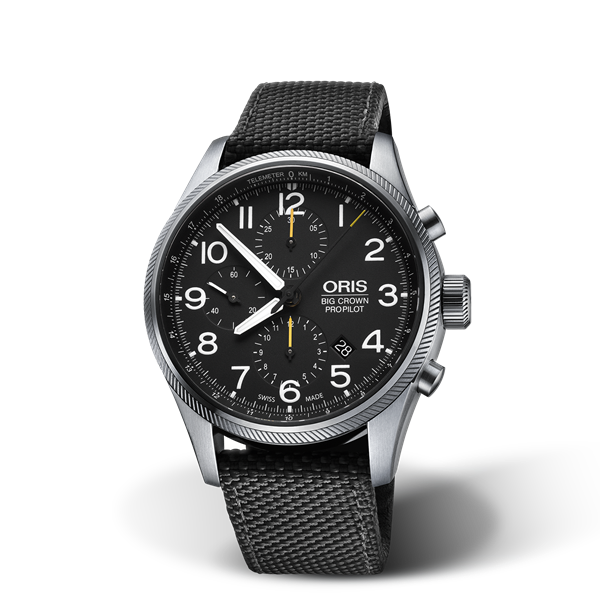 01 774 7699 4134-07 5 22 15FC — Oris Big Crown ProPilot Chronograph
