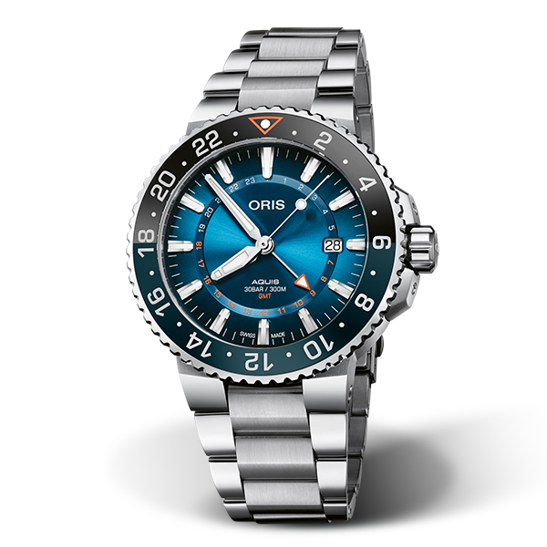 01 798 7754 4185-Set MB — Oris Carysfort Reef Limited Edition