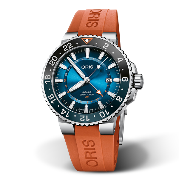 01 798 7754 4185-Set RS — Oris Carysfort Reef Limited Edition