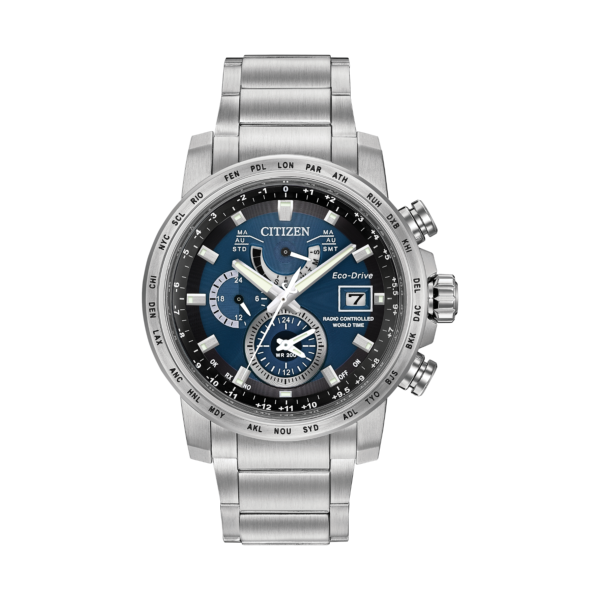 AT9070-51L / 54-033/19 — Citizen World Time A-T