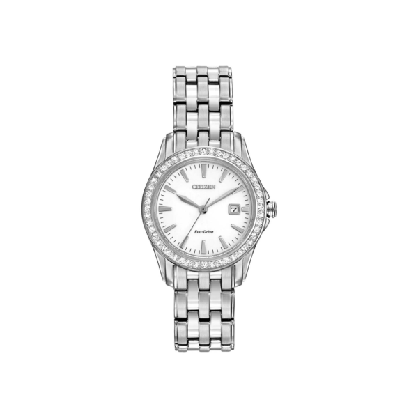 EW1901-58A / 54-033/19 — Citizen Silhouette Crystal