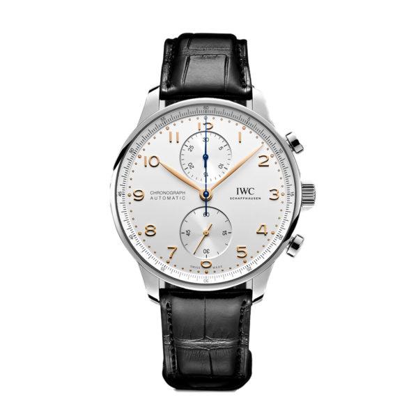 IW371604 — IWC Schaffhausen Portugieser Chronograph