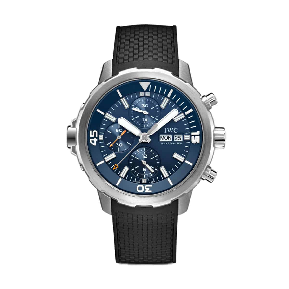 """IW376805 — IWC Schaffhausen Aquatimer Chronograph Edition """"Expedition Jacques-Yves Cousteau"""""""