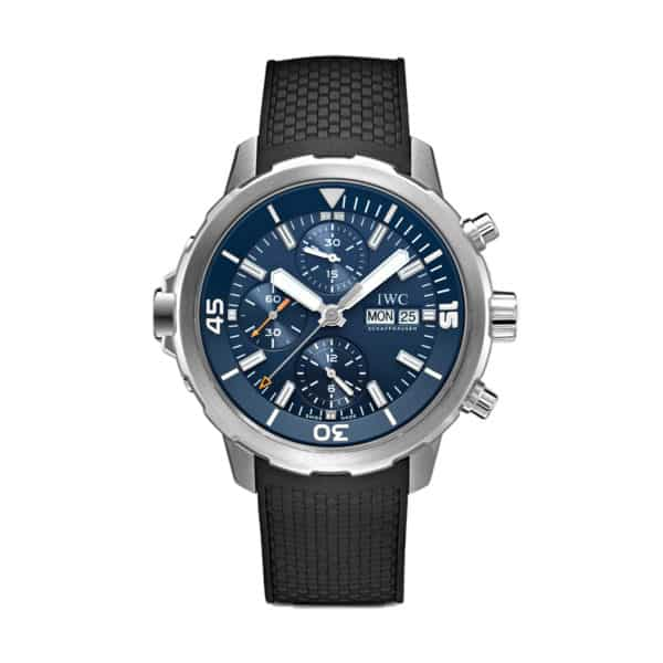 "IW376805 — IWC Schaffhausen Aquatimer Chronograph Edition ""Expedition Jacques-Yves Cousteau"""