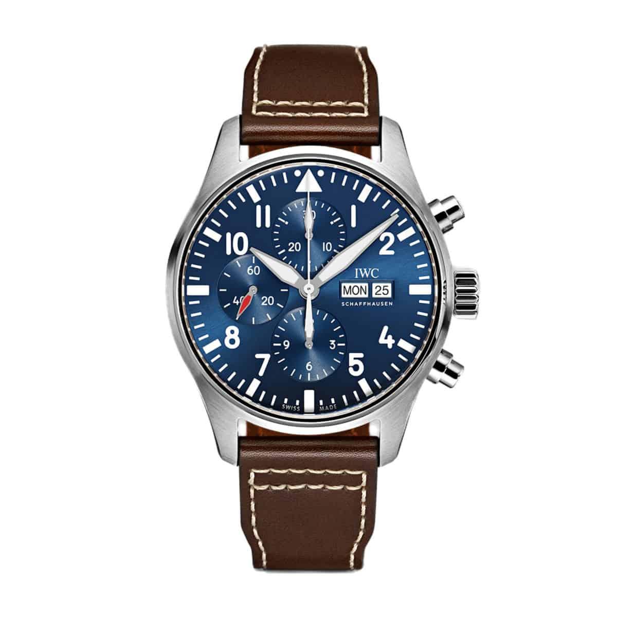 "IW377714 — IWC Schaffhausen Pilot's Watch Chronograph Edition ""Le Petit Prince"""