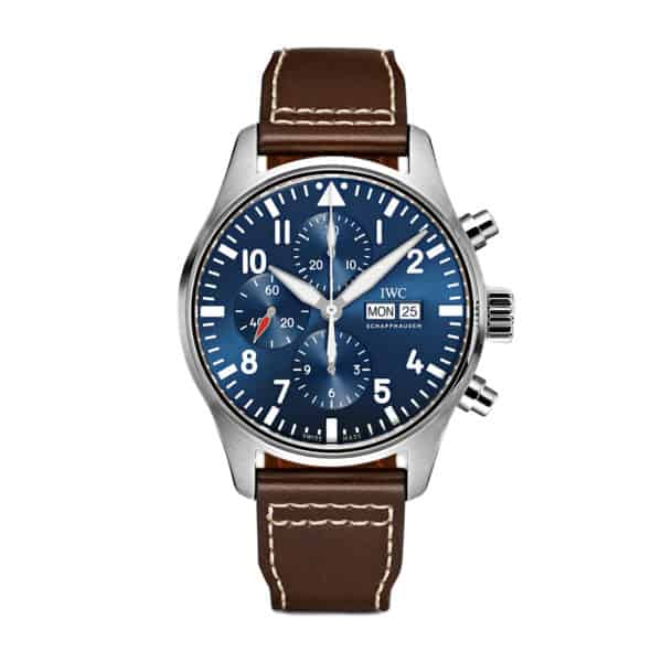 "IW377714 — IWC Schaffhausen Pilot's Watch Chronograph Edition ""Le Petit Prince"""
