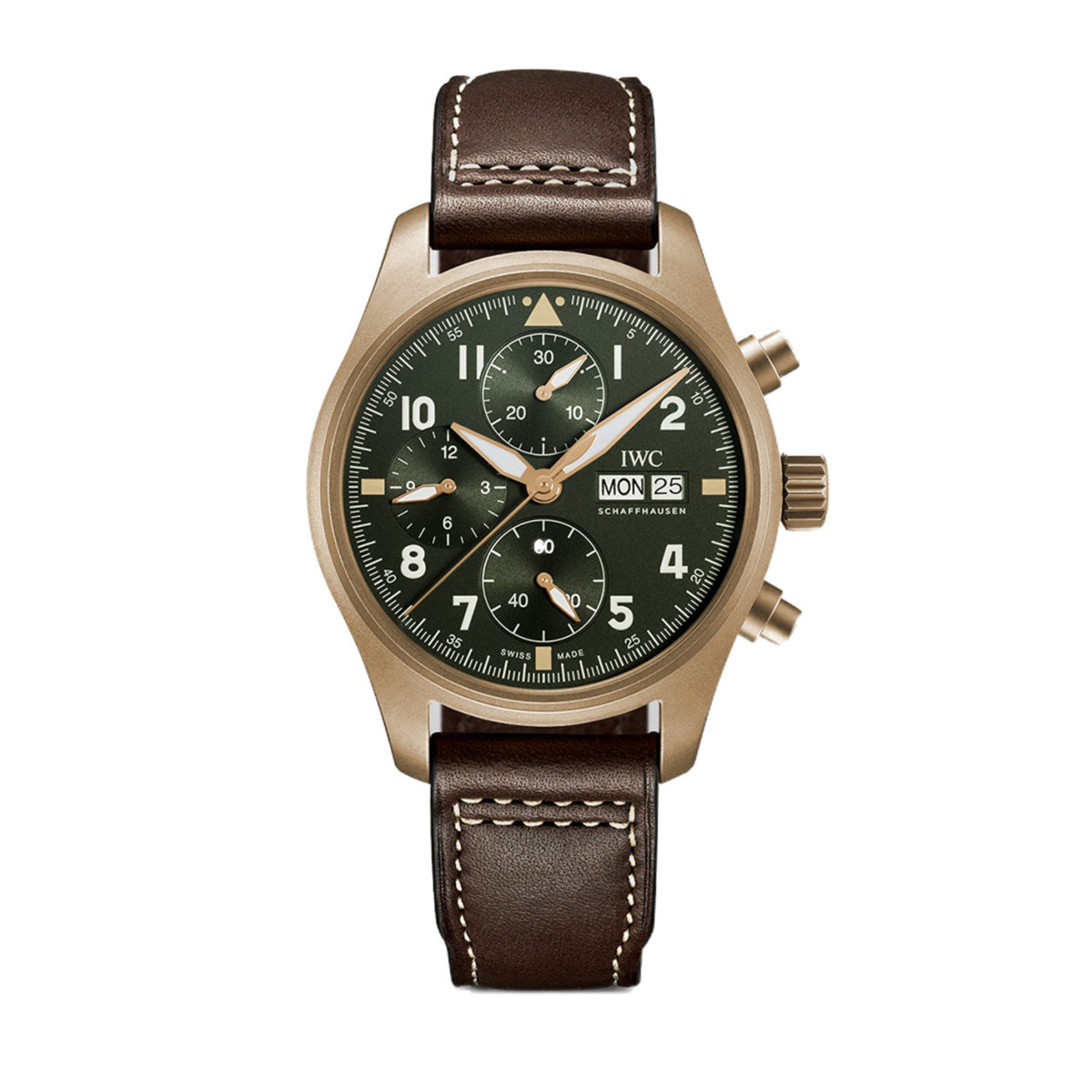IW387902 — IWC Schaffhausen Pilot's Watch Chronograph Spitfire