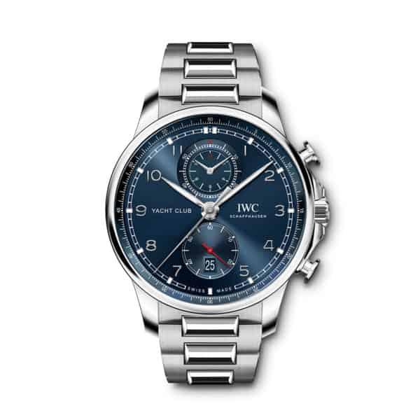 IW390701 — IWC Schaffhausen Portugieser Yacht Club Chronograph
