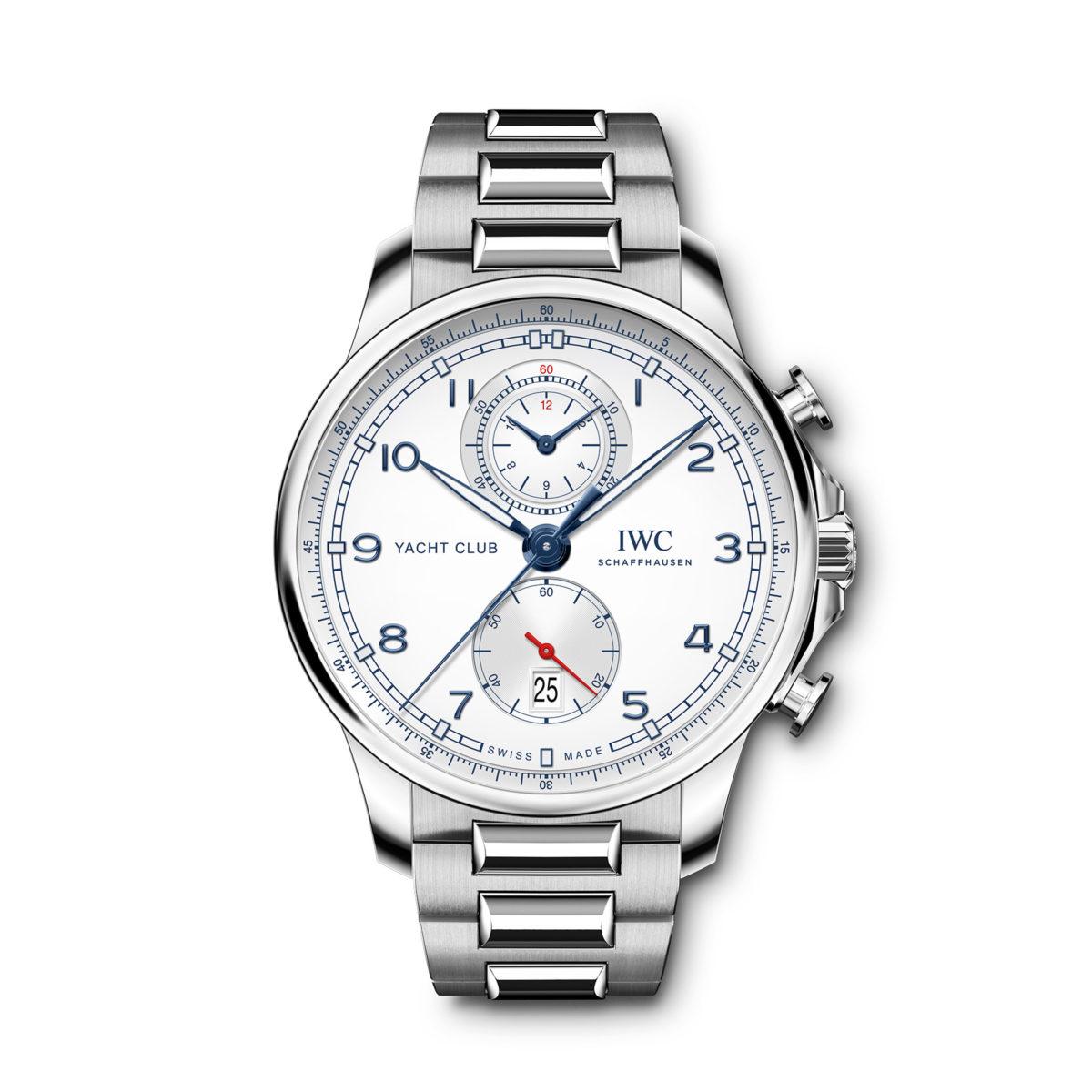 IW390702 — IWC Schaffhausen Portugieser Yacht Club Chronograph