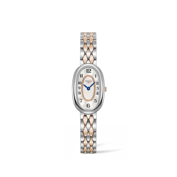 L23055837 — Longines Symphonette 18mm Stainless Steel/Gold 18K