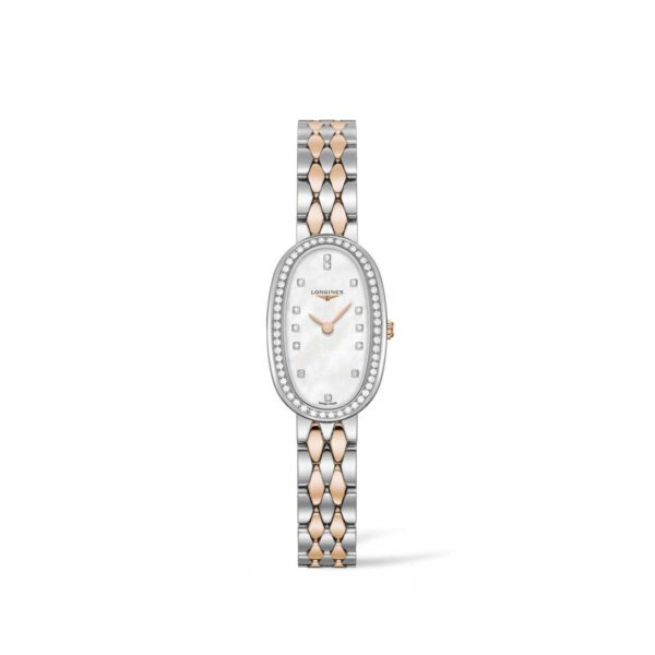 L23055897 — Longines Symphonette 18mm Stainless Steel/Gold 18K