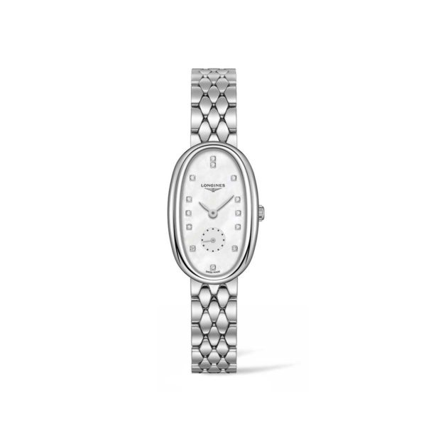 L23064876 — Longines Symphonette 21mm Stainless Steel
