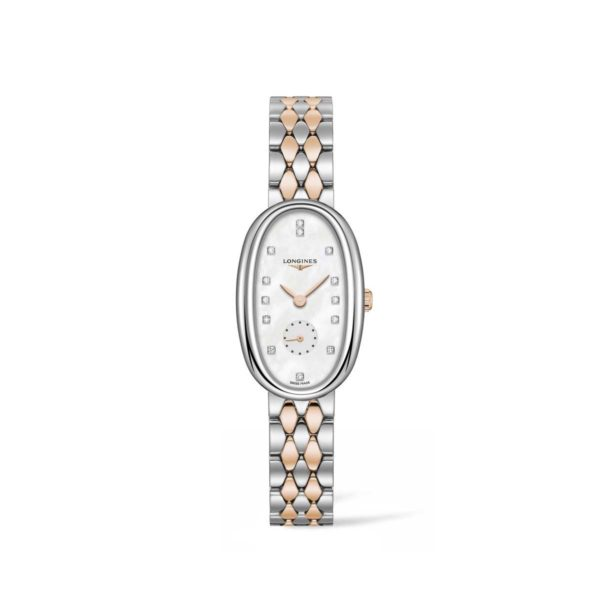 L23065877 — Longines Symphonette 21mm Stainless Steel/Gold 18K