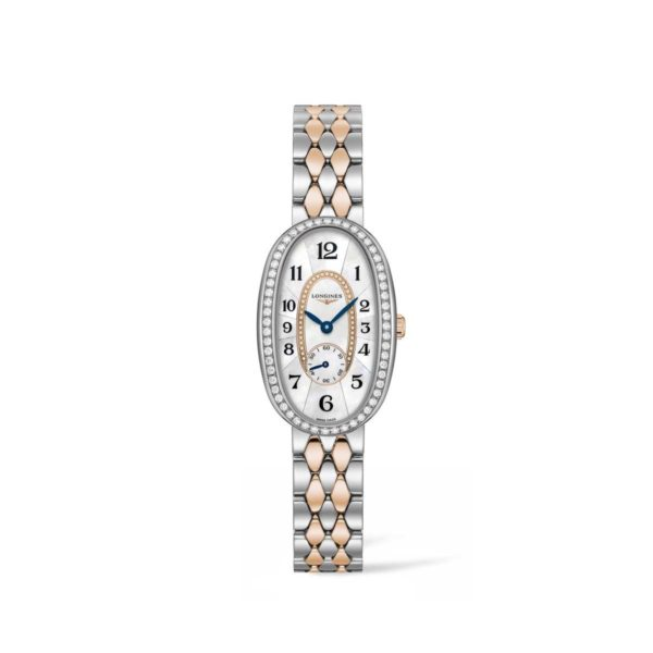 L23065887 — Longines Symphonette 21mm Stainless Steel/Gold 18K