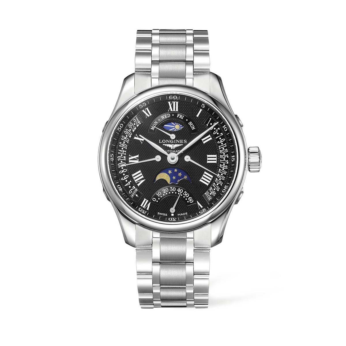 L27394516 — The Longines Master Collection 44mm Automatic