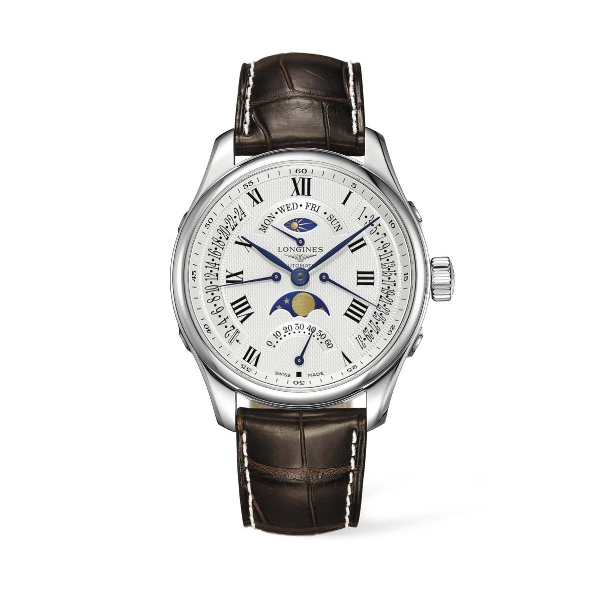 L27394713 — The Longines Master Collection 44mm Automatic