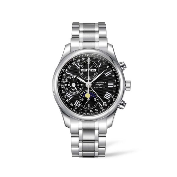 L27734516 — The Longines Master Collection 42mm Chronograph