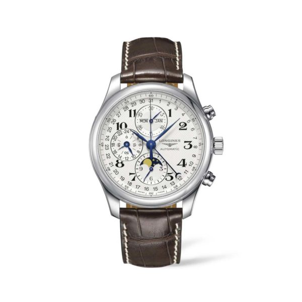 L27734783 — The Longines Master Collection 42mm Chronograph