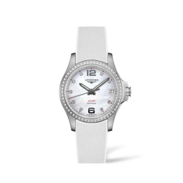 L33160879 — Conquest V.H.P. 36mm Stainless Steel