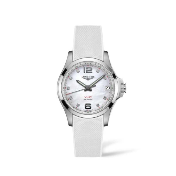 L33164879 — Conquest V.H.P. 36mm Stainless Steel