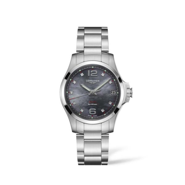 L33164886 — Conquest V.H.P. 36mm Stainless Steel