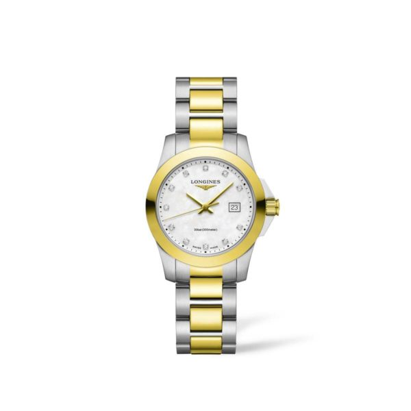 L33763877 — Conquest 29mm Stainles Steel/PVD