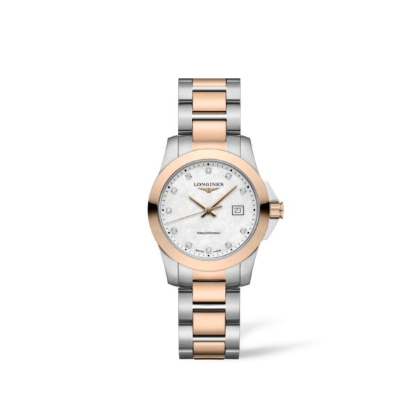 L33763887 — Conquest 29mm Stainles Steel/PVD