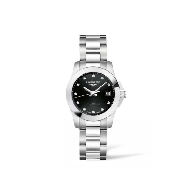 L33764576 — Conquest 29mm Stainless Steel