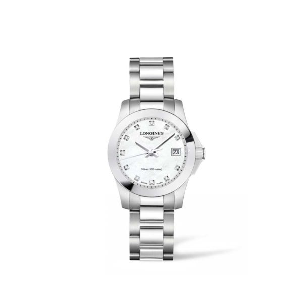 L33764876 — Conquest 29mm Stainless Steel