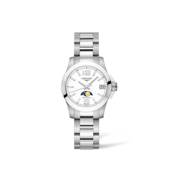 L33804166 — Conquest 29mm Stainless Steel