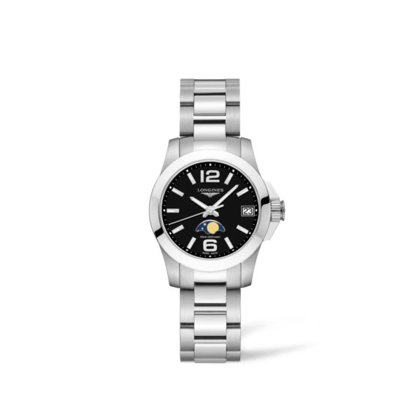 L33804586 — Conquest 29mm Stainless Steel