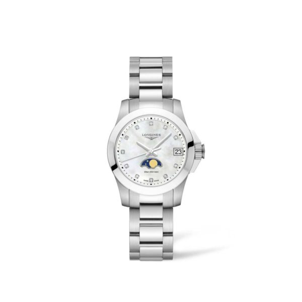 L33804876 — Conquest 29mm Stainless Steel