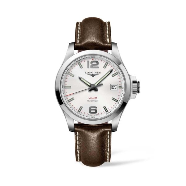 L37164765 — Conquest V.H.P. 41mm Stainless Steel