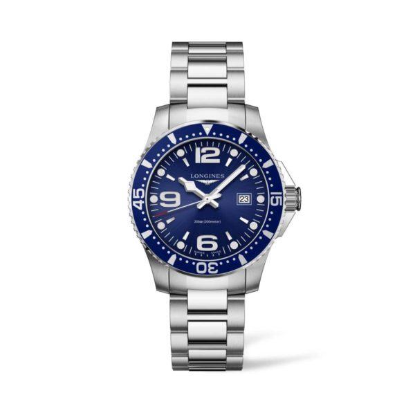 L37304966 — HydroConquest 39mm Blue Dial Diving Watch