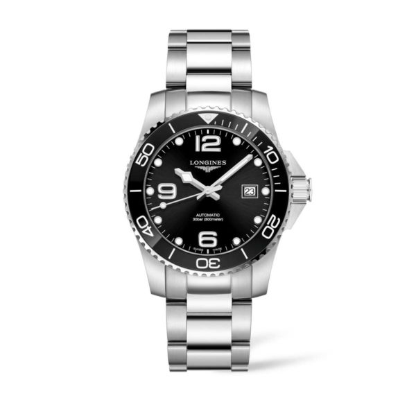 L37814566 — HydroConquest 41mm and ceramic Automatic Diving Watch