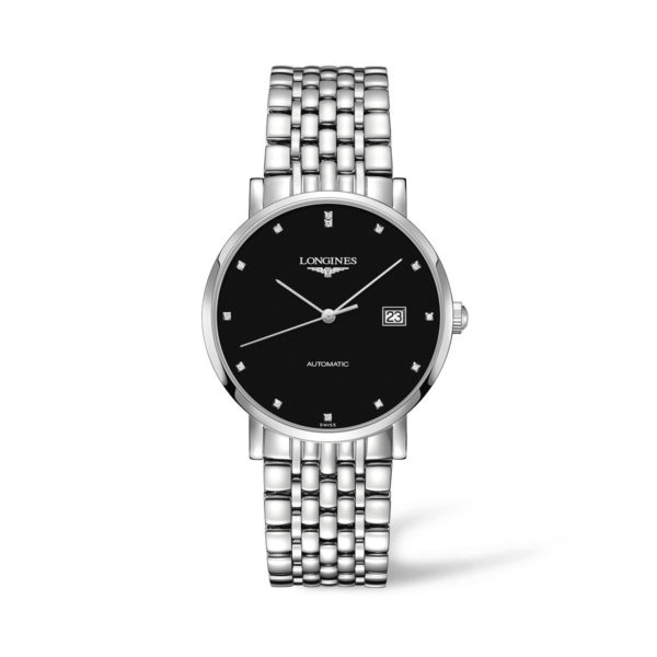 L49104576 — The Longines Elegant Collection 39mm Automatic