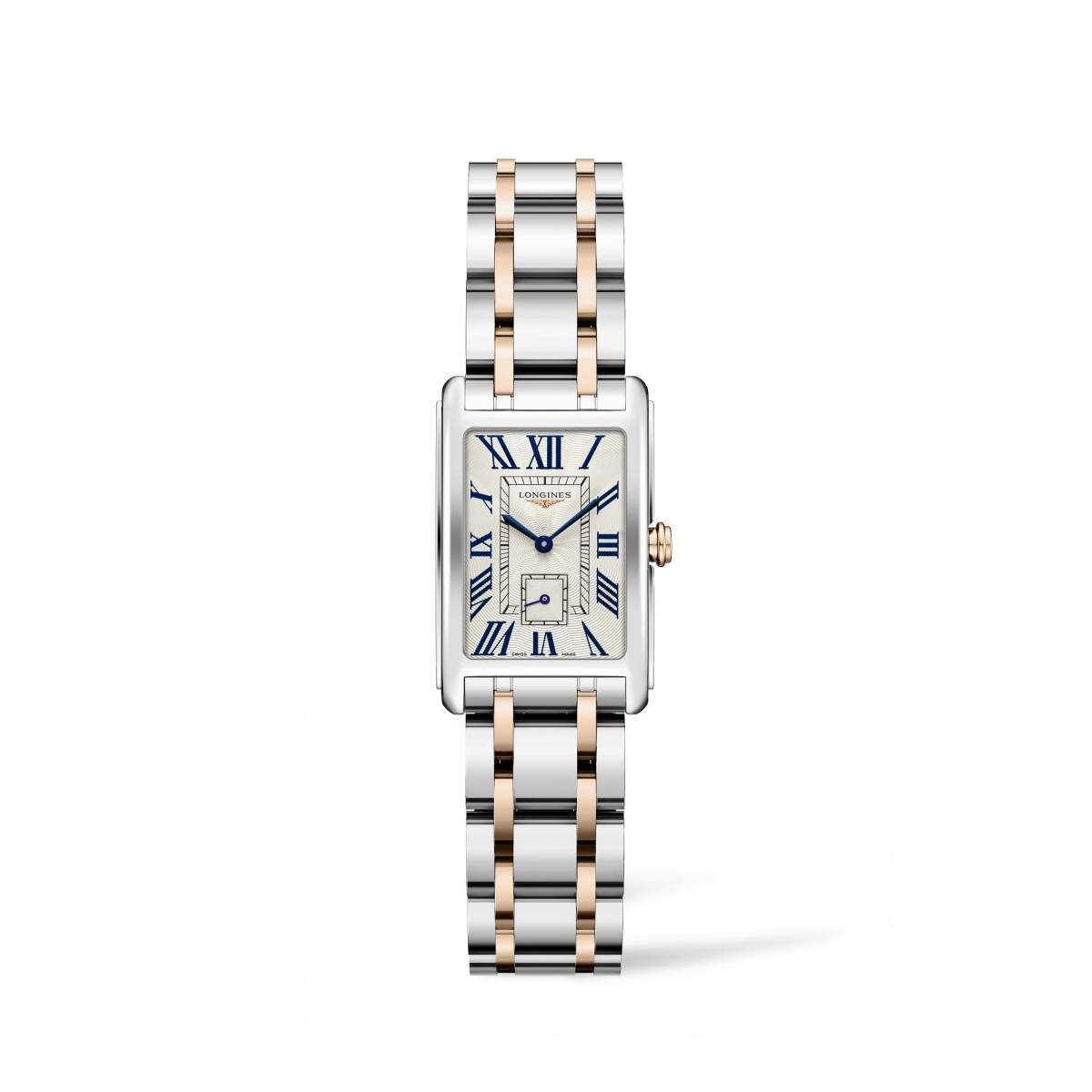 L52555717 — Longines DolceVita 20mm Stainless Steel/Gold 18K